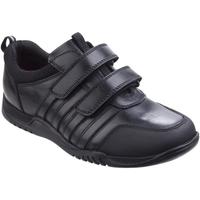 Chaussures Garçon Multisport Hush puppies Josh Noir