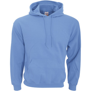 Vêtements Homme Sweats Gildan Hooded Bleu Carolina
