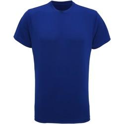 Vêtements Homme T-shirts manches courtes Tridri TR010 Bleu roi