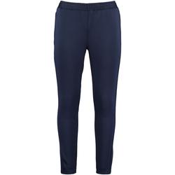 Vêtements Pantalons de survêtement Gamegear KK971 Bleu marine