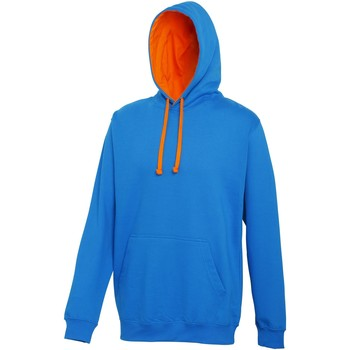 Vêtements Homme Sweats Awdis Varsity Bleu saphir/ Orange