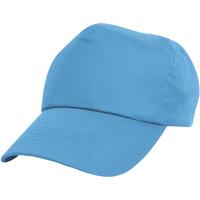 Accessoires textile Enfant Casquettes Result RC05J Bleu ciel