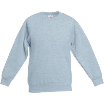 Vêtements Enfant Sweats Fruit Of The Loom SS801 Gris