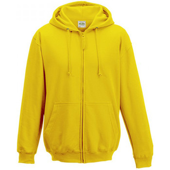 Vêtements Homme Sweats Awdis Hooded Jaune soleil
