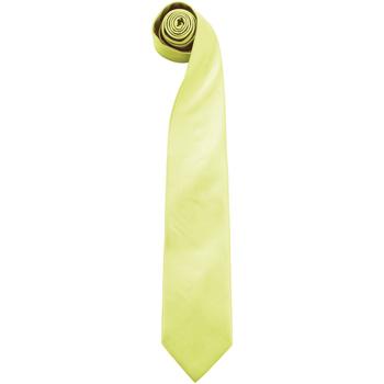 Vêtements Homme Cravates et accessoires Premier  Vert citron