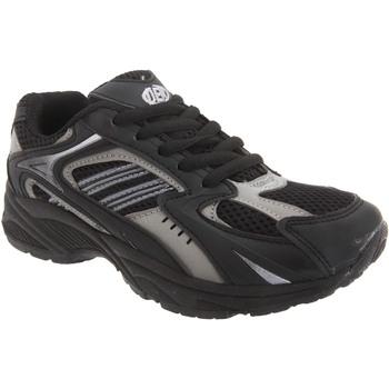Chaussures Garçon Baskets basses Dek Venus III Noir/Gris foncé