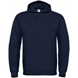 Vêtements Homme Sweats B And C Hooded Bleu marine