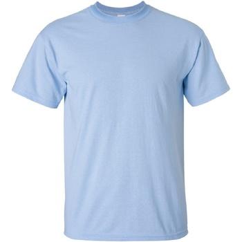 Vêtements Homme T-shirts manches courtes Gildan Ultra Bleu clair