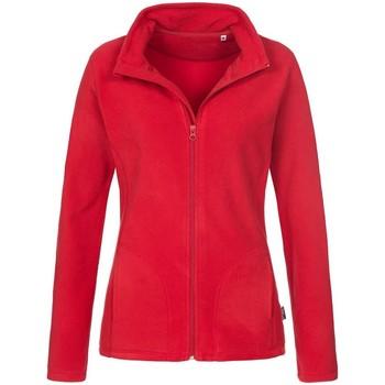 Vêtements Femme Polaires Stedman Active Rouge