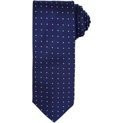 Vêtements Homme Cravates et accessoires Premier Dot Pattern Bleu marine/Blanc