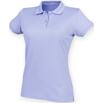 Vêtements Femme Polos manches courtes Henbury Coolplus Lavande