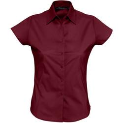 Vêtements Femme Chemises / Chemisiers Sols Excess Bordeaux