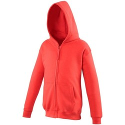 Vêtements Enfant Sweats Awdis Hooded Rouge feu