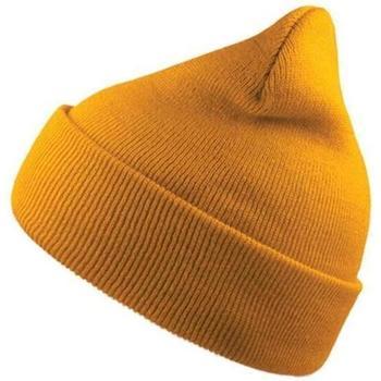 Accessoires textile Bonnets Atlantis Beanie Moutarde