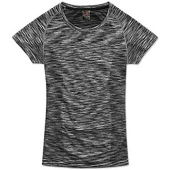 Vêtements Femme T-shirts manches courtes Stedman Seamless Noir