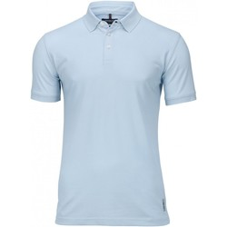 Vêtements Homme Polos manches courtes Nimbus Stretch Bleu ciel