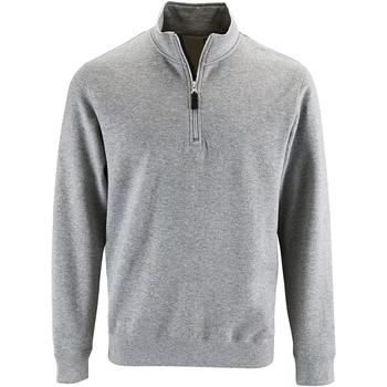 Vêtements Homme Pulls Sols 2088 Gris chiné
