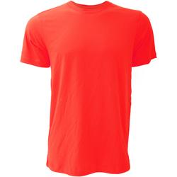 Vêtements Homme T-shirts manches courtes Bella + Canvas Jersey Rouge