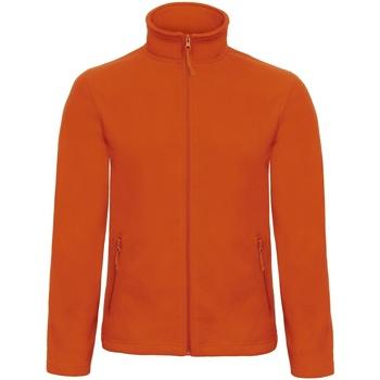 Vêtements Homme Polaires B And C ID 501 Orange