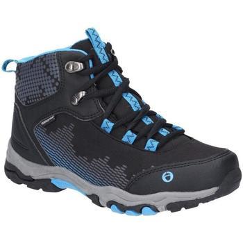 Chaussures Enfant Randonnée Cotswold Ducklington Noir / bleu
