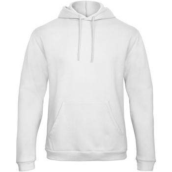 Vêtements Sweats B And C ID. 203 Blanc