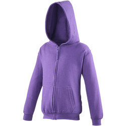Vêtements Enfant Sweats Awdis Hooded Violet
