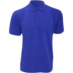 Vêtements Homme Polos manches courtes Kustom Kit Klassic Bleu roi