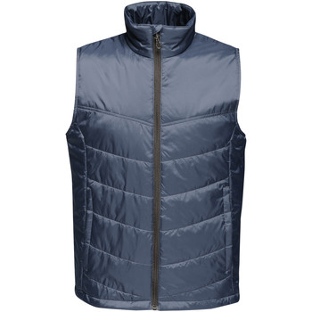 Vêtements Homme Gilets / Cardigans Regatta Insulated Bleu marine