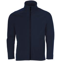 Vêtements Homme Blousons Sols Softshell Bleu marine