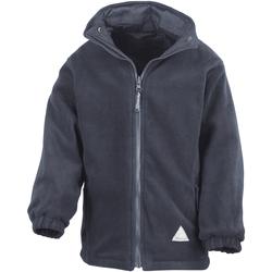 Vêtements Enfant Polaires Result R160JY Bleu marine/Bleu marine
