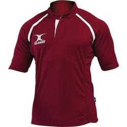 Vêtements Homme T-shirts manches courtes Gilbert Xact Bordeaux