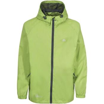 Vêtements Coupes vent Trespass Qikpac Vert clair