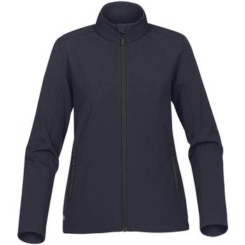 Vêtements Femme Blousons Stormtech Softshell Bleu marine / charbon