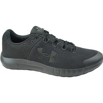 Chaussures Femme Running / trail Under Armour Micro G Pursuit BP Noir