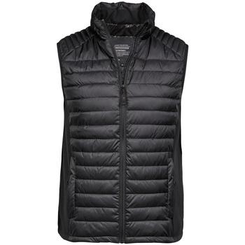 Vêtements Homme Gilets / Cardigans Tee Jays Crossover Noir