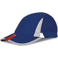 Accessoires textile Casquettes Spiro Baseball Bleu marine/Blanc