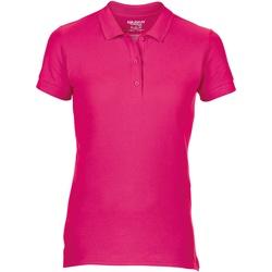 Vêtements Femme Polos manches courtes Gildan 85800L Rose