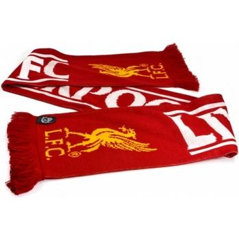 Accessoires textile Echarpes / Etoles / Foulards Liverpool Fc feather Rouge/Blanc/Jaune