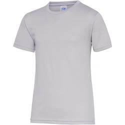 Vêtements Enfant T-shirts manches courtes Just Cool JC01J Gris