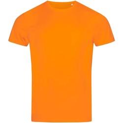 Vêtements Homme T-shirts manches courtes Stedman Active Orange