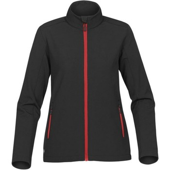 Vêtements Femme Blousons Stormtech Softshell Noir / rouge vif