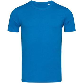 Vêtements Homme T-shirts manches courtes Stedman Stars Morgan Bleu roi