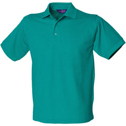 Vêtements Homme Polos manches courtes Henbury HB400 Jade