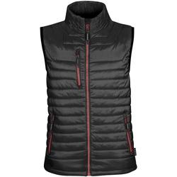 Vêtements Homme Doudounes Stormtech Thermal Noir/Rouge