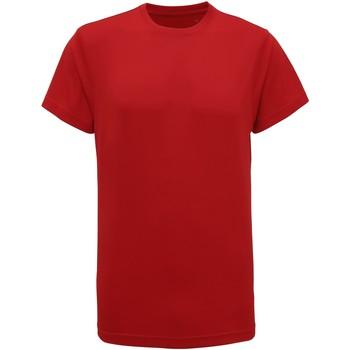 Vêtements Homme T-shirts manches courtes Tridri TR010 Rouge feu