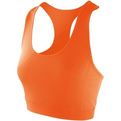 Vêtements Femme Tops / Blouses Spiro Softex Orange