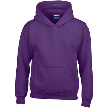Vêtements Enfant Sweats Gildan Hooded Violet