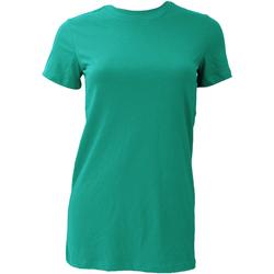 Vêtements Femme T-shirts manches courtes Bella + Canvas BE6004 Sarcelle