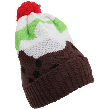 Accessoires textile Enfant Bonnets Universal Textiles Knitted Dessert de Noël