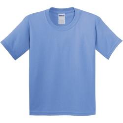 Vêtements Enfant T-shirts manches courtes Gildan 5000B Bleu Caroline